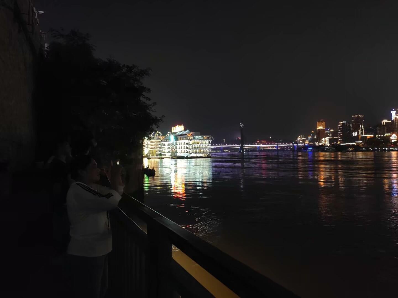 重庆南滨公园-左