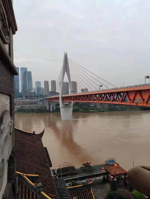 千厮门大桥-下午